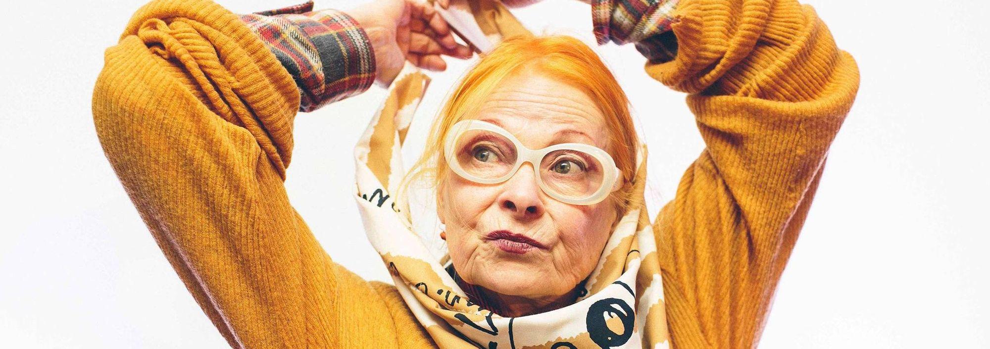 3 Ways Vivienne Westwood Reinvented Your Wardrobe Staples