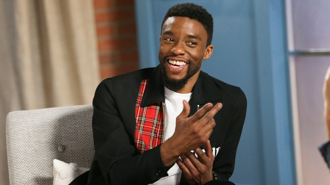 Chadwick Boseman Is A Real-Life Superhero