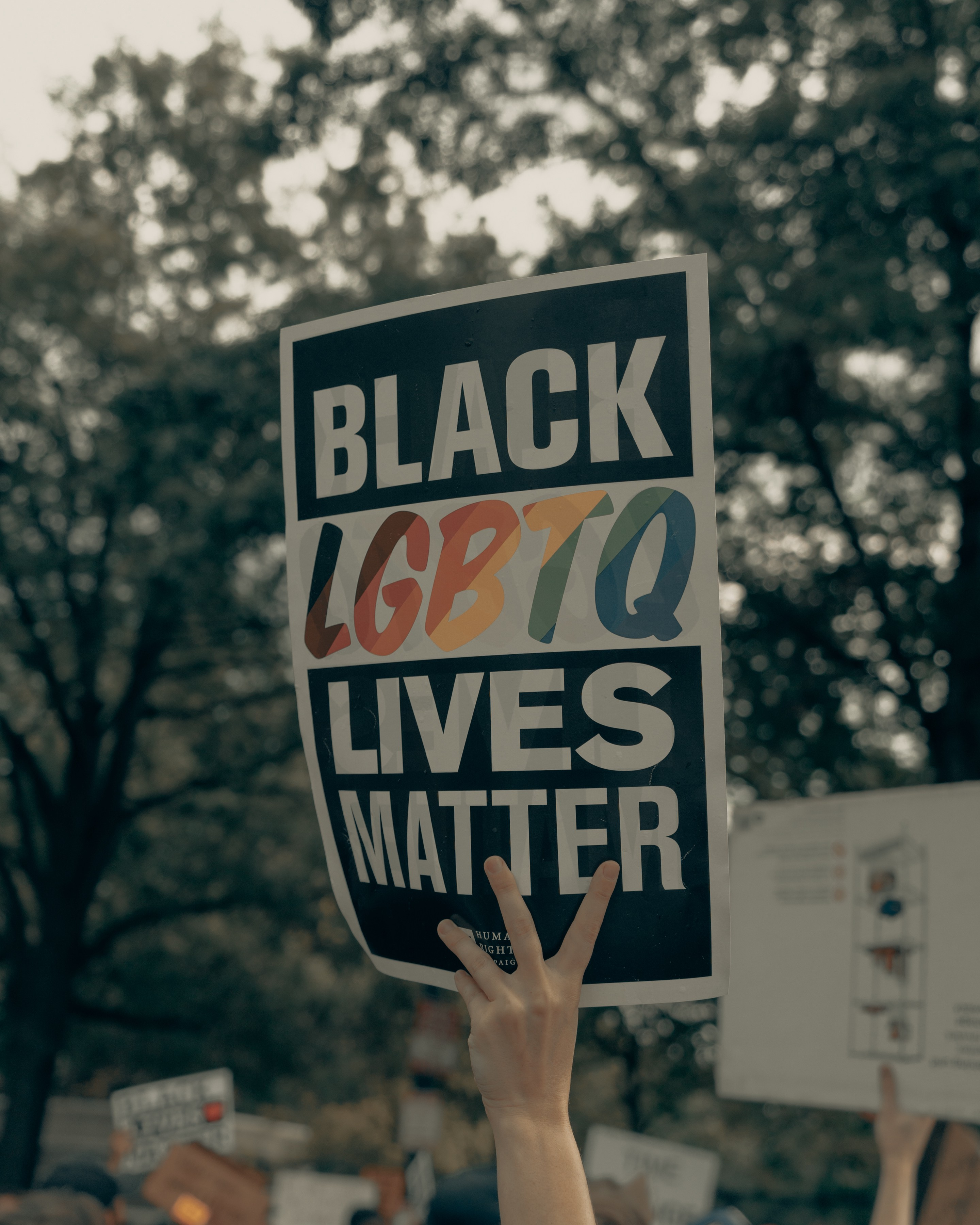 Drawing Inspiration from the LGBTQ+ Movement for Black Lives Matter