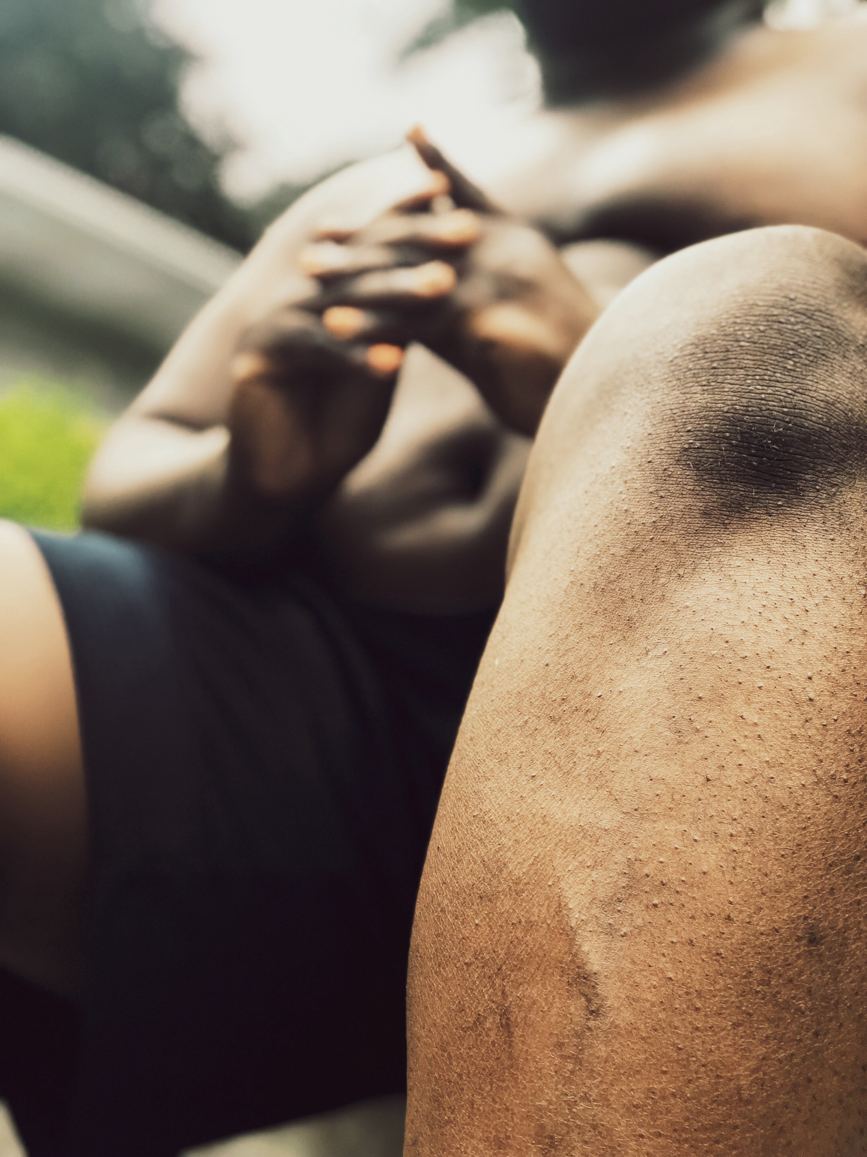 Examining My Maleness, Sexuality, and Black Masculinity