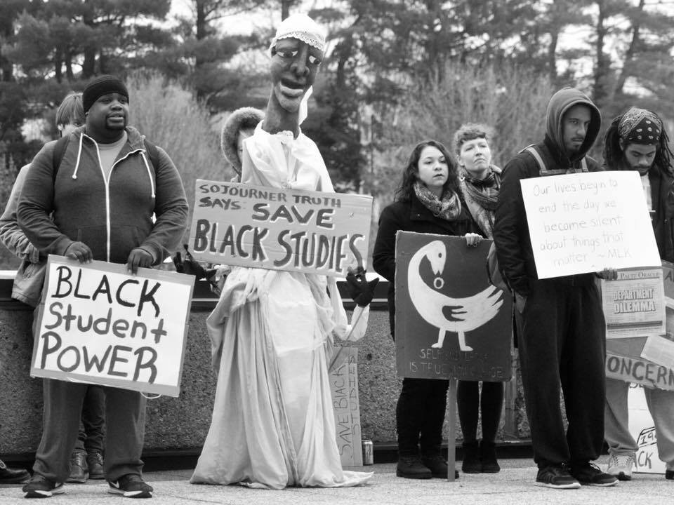 The Black Studies Department is Not a 'Department'